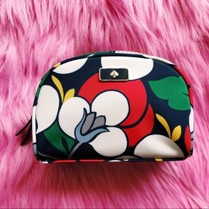 💙NWT Kate Spade Small Dome Cosmetic Bag